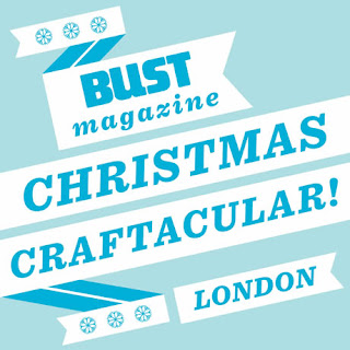 bust magazine,christmas,craftacular,london,faces drawing