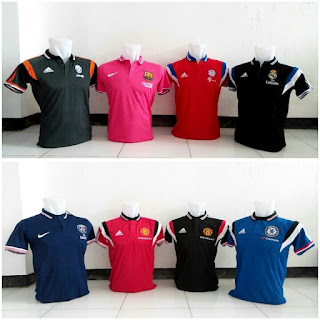enkosa sport jual baju bola polo manchester united dan Baju bola polo terbaru Adidas muism 2015/2016