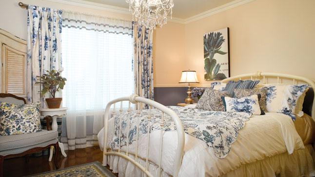 C mo dise ar un dormitorio rom ntico decorar casa y hogar for Como disenar mi dormitorio