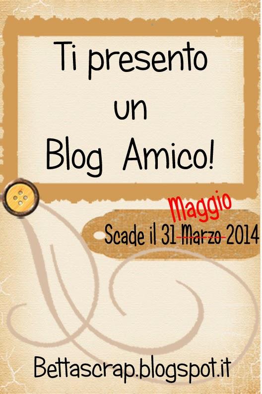 """La mia iniziativa: """"Ti presento un blog amico!!"""""""