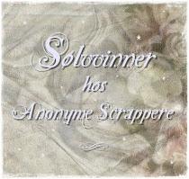 Sølvvinner hos Anonyme Scrappere