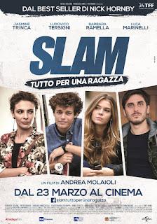 Slam: Todo por una Chica Poster