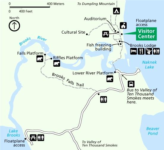 Chuck s adventures alaska s katmai national park and preserve