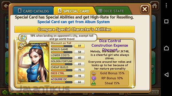 Game LINE Lets Get Rich MOD Apk Versi 1.2.0
