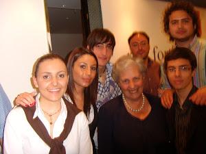 Con l'On. Rita Borsellino