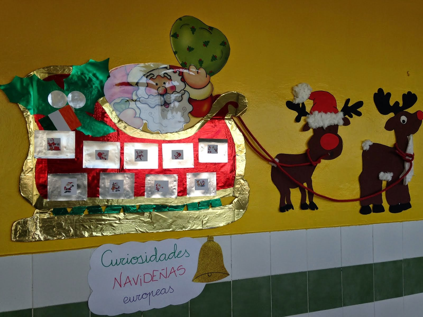 CALENDARIO DE CURIOSIDADES NAVIDEÑAS