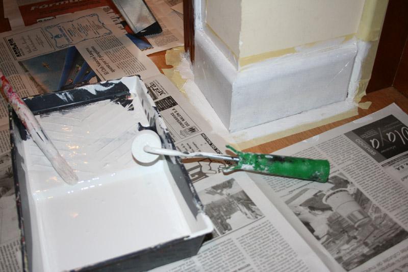 Sobrevivir a la crisis como pintar una habitaci n - Como pintar con rodillo ...