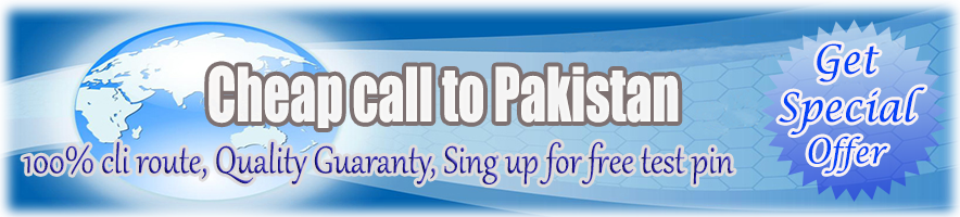 cheap call to pakistan