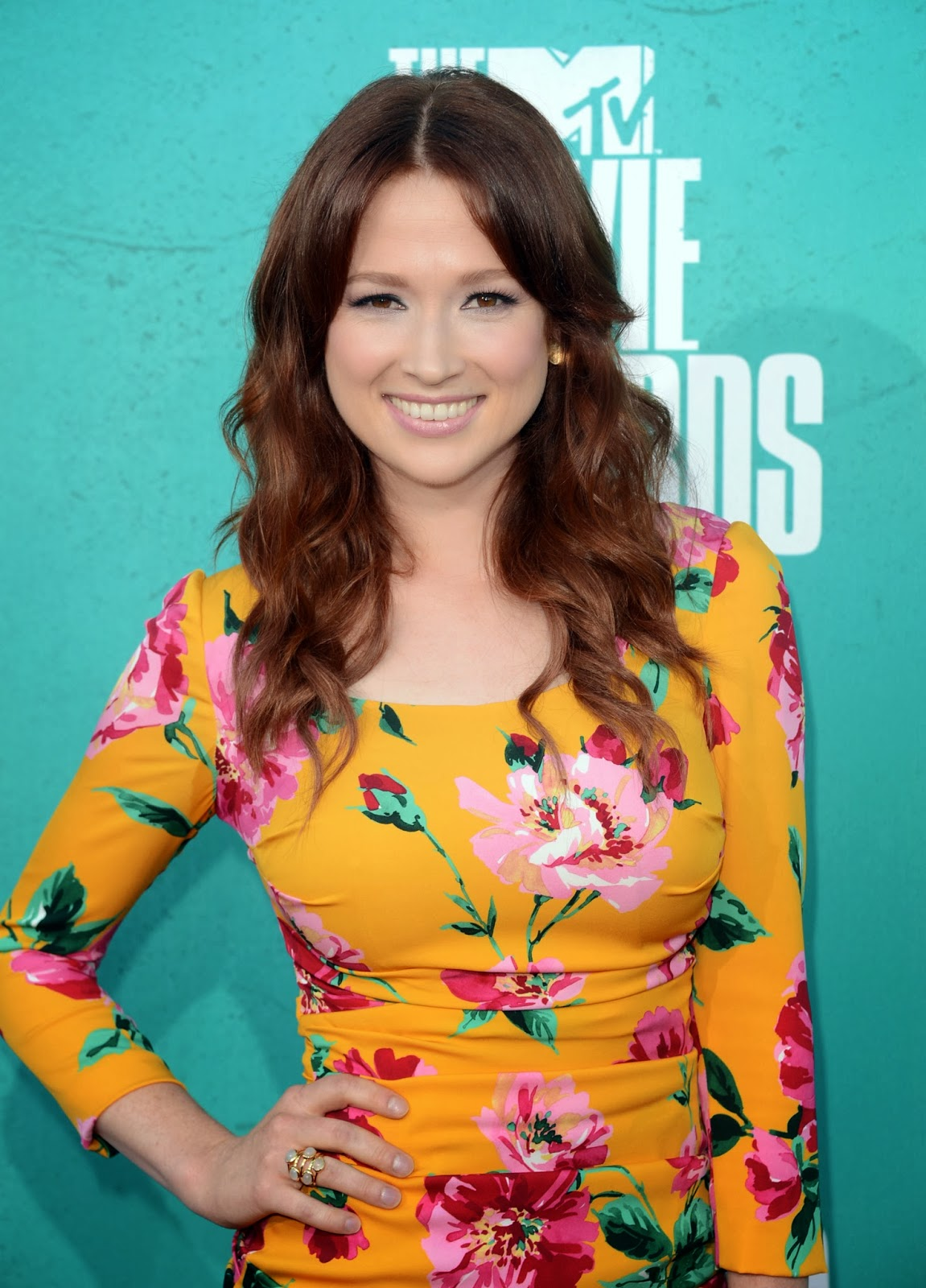 Ellie Kemper Hot Photo