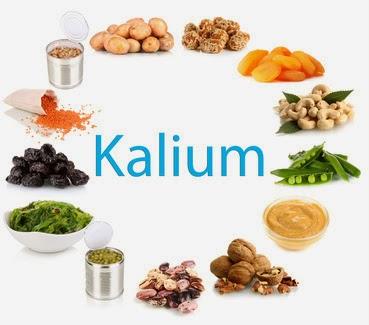 Manfaat Kalium