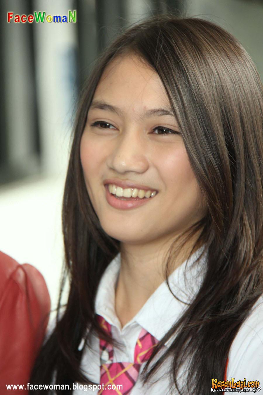 Cantiknya salah satu personil JKT48