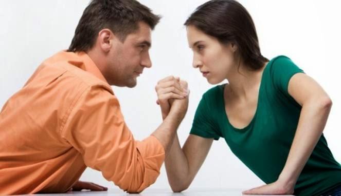 pria dan wanita panco