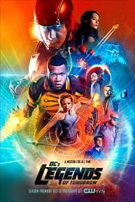 DCs Legends of Tomorrow Temporada 2×14
