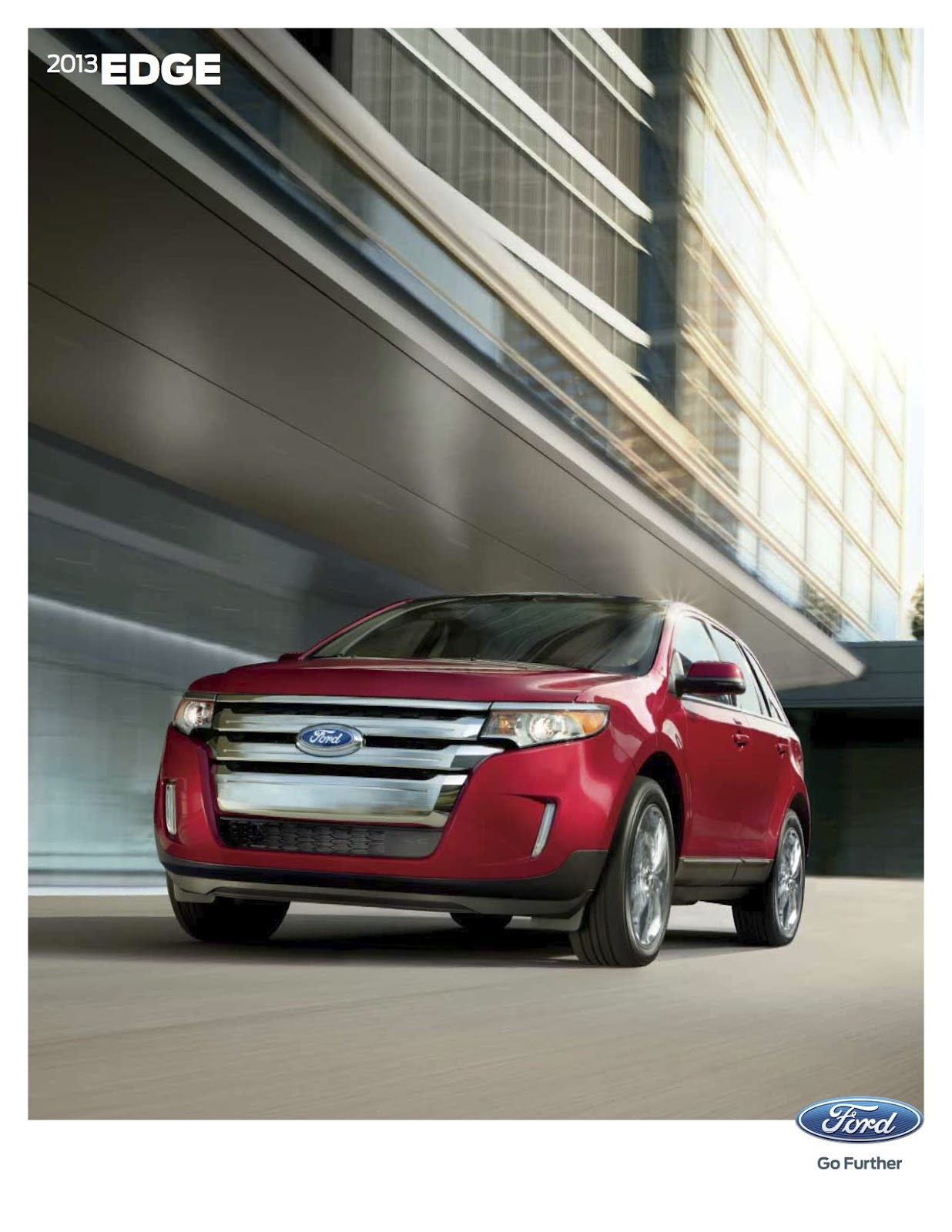 Ford Edge Brochure From Brighton Ford
