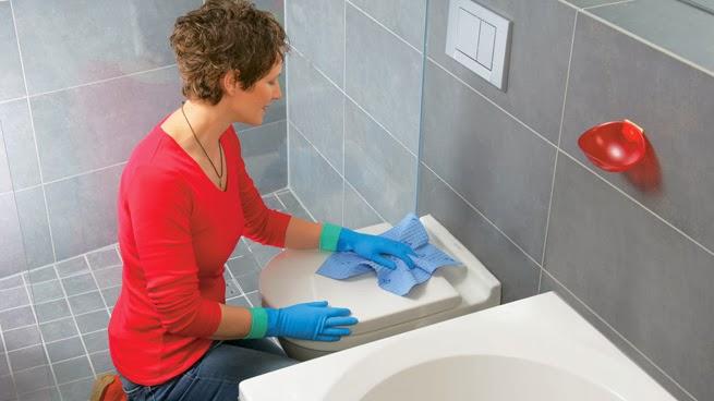 Imagenes De Limpieza Baño: para lograrlo hay que usar productos químicos de limpieza, que muchas