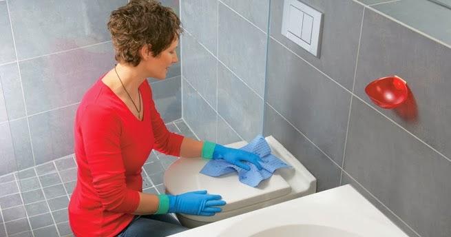 Baño Blanco De Limon:El Blog del Baño: El Bicarbonato para limpiar tu baño