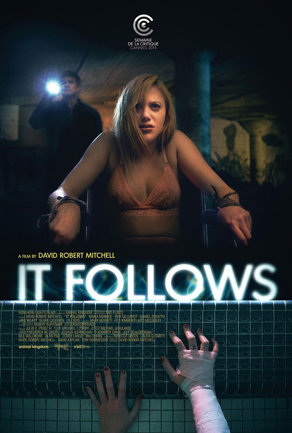It Follows 2014 film horror david robert mitchell poster