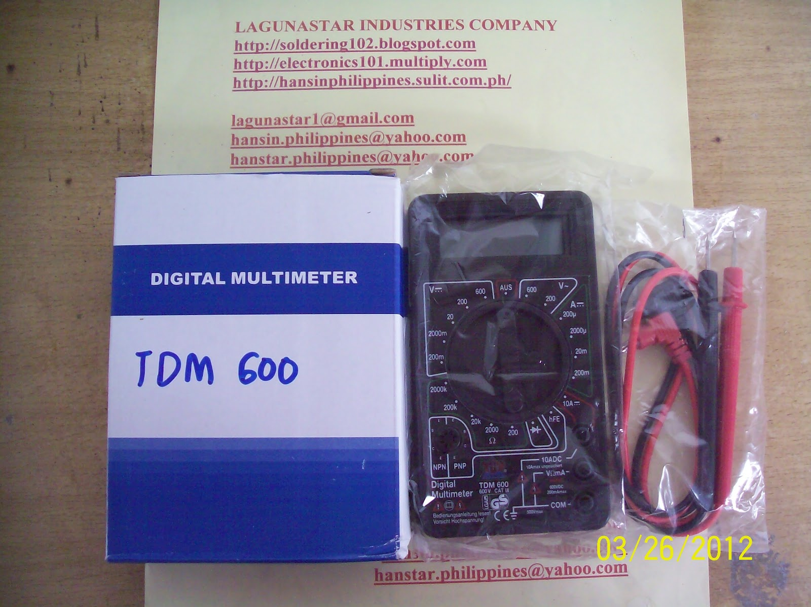 Soldering Anti Static Thermometers Philippines Digital