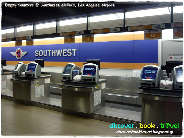 Airline Review Southwest Airlines Flight From Los Angeles