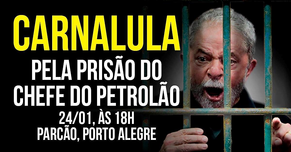 24 de janeiro, 18h: Porto Alegre