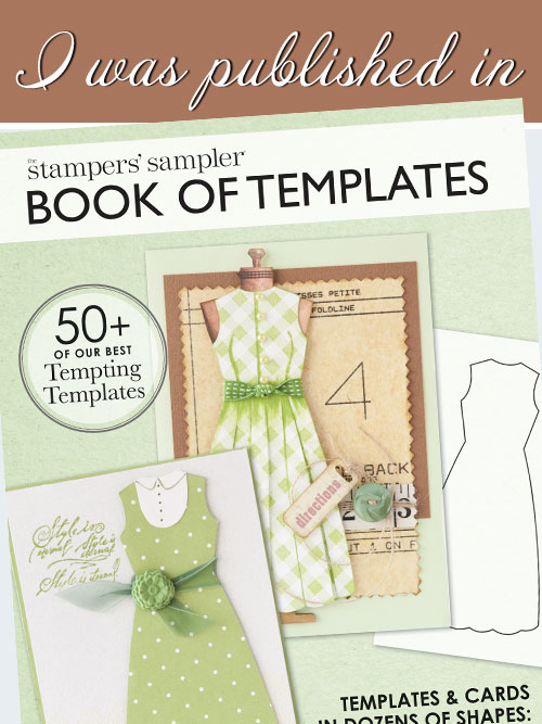 "Stampers' Sampler ""Book of Templates"""