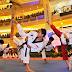 Koleksi Foto Demonstrasi Taekwondo WTF di Jakarta