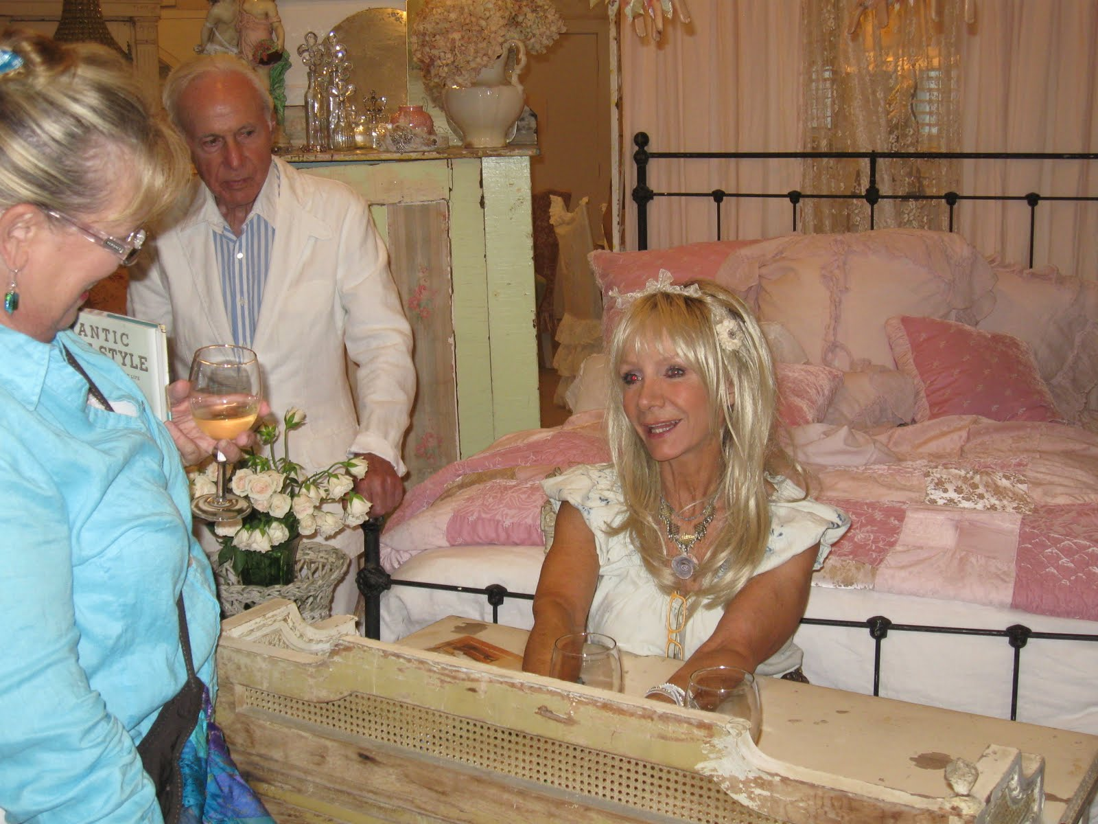 Indeed Sarasota Fl >> One Shabby Old House: Fifi O'Neill's Book Signing at Posh On Palm