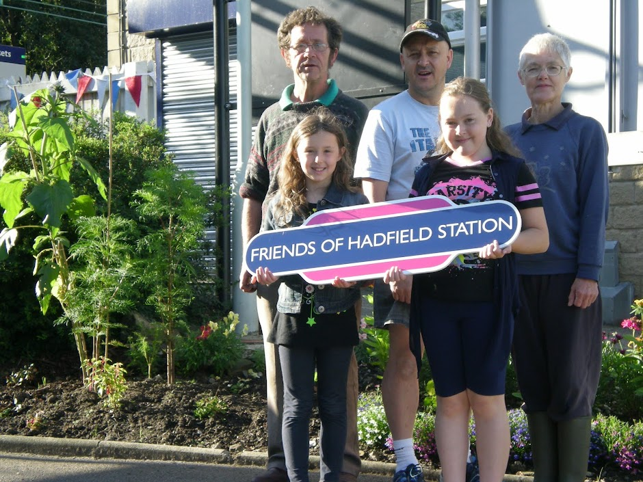 Friends Of Hadfield Station