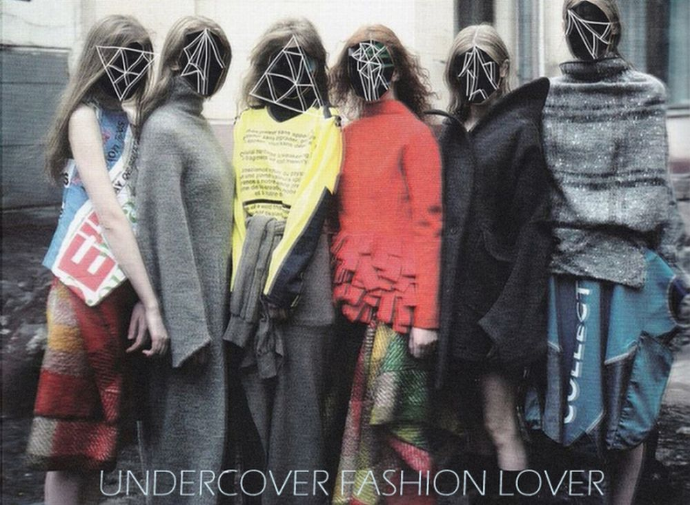 UNDERCOVER FASHION LOVER