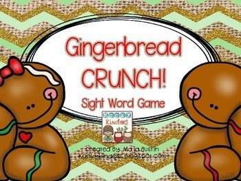 http://www.teacherspayteachers.com/Product/GingerbreadCRUNCHSight-Word-Game-1567494