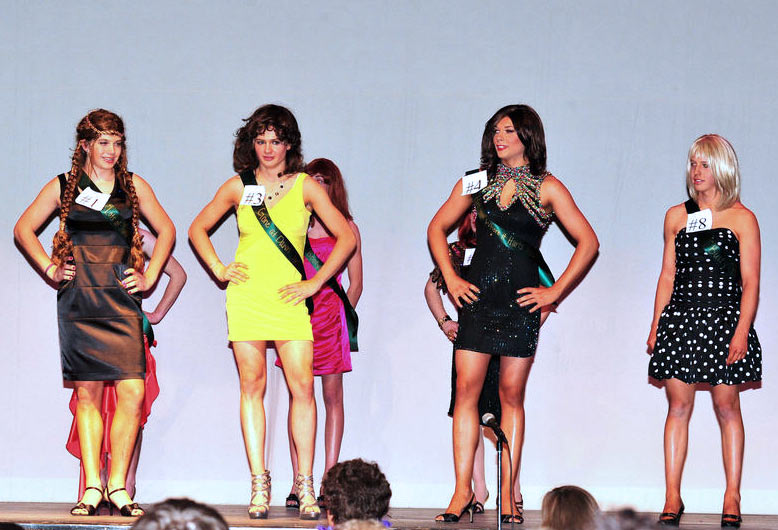 2012 High School Womanless Pageants | New Style for 2016-2017