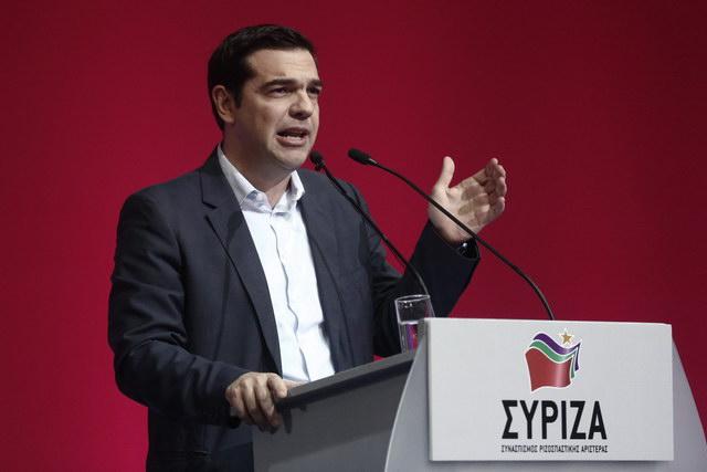 Σύμφωνο Συμβίωσης Τσίπρα για τα δύσκολα