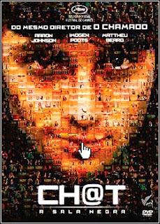 Filme Poster Chat - A Sala Negra DVDRip XviD Dual Audio & RMVB Dublado
