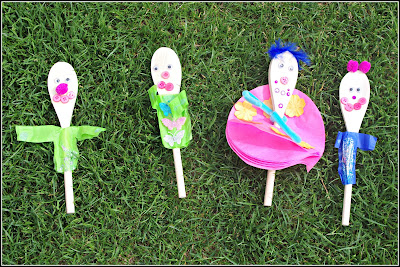 Wooden spoon family