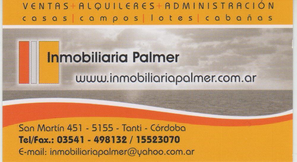 Inmobiliaria Palmer