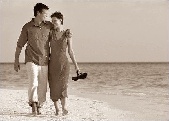 Manfaat Berbulan Madu atau Honeymoon dengan Pasangan