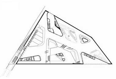 Cool Architecture Drawing cool architectural drawings | urban architecture now