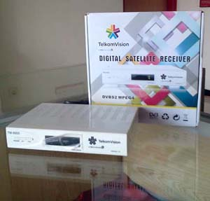 New Decoder Telkomvision