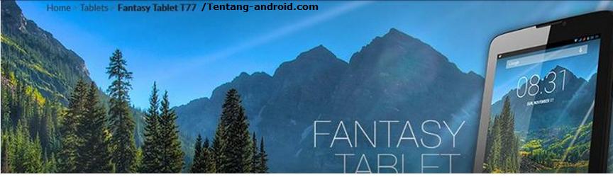 Cara Mengatasi Bootloop Mito T77 fantasy Tablet
