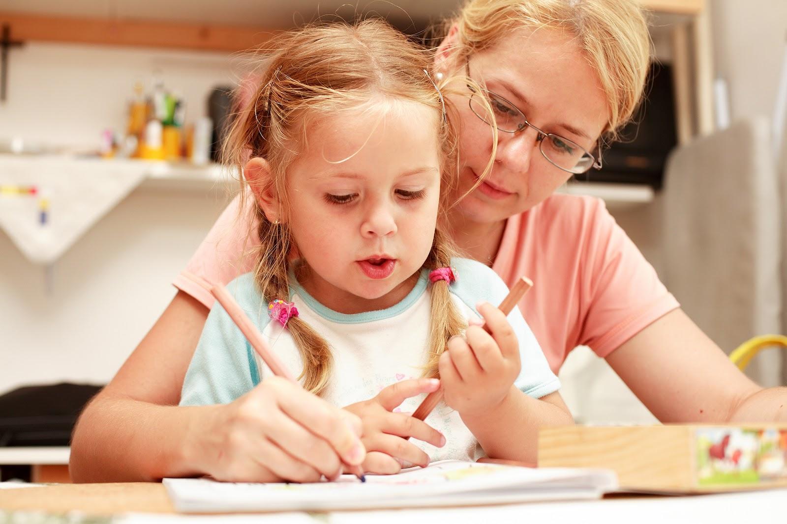 Смотреть онлайн мама помогла сделать уроки 1 фотография