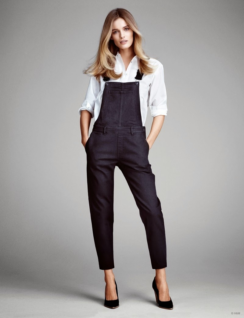 Spring 2015 Pants Trends from H&M