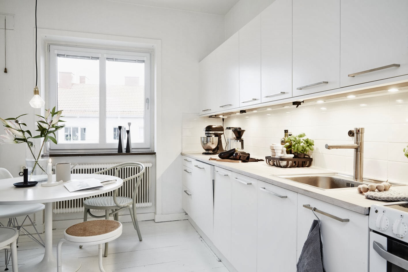 my scandinavian home: The beautiful apartment of a Swedish interior ...