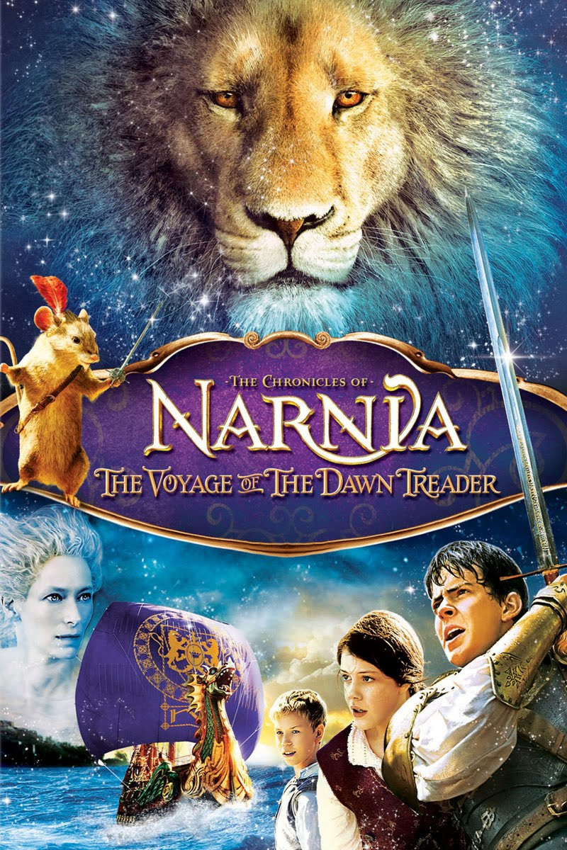 of Narnia - The Voyage of the Dawn Treader (Official Movie Poster