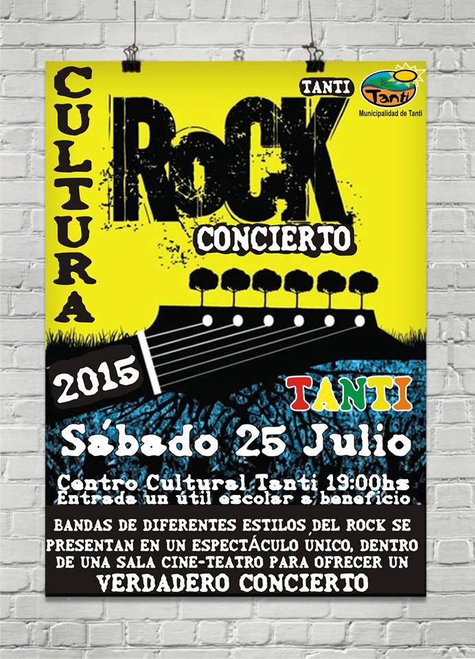 25 de julio - CULTURA ROCK