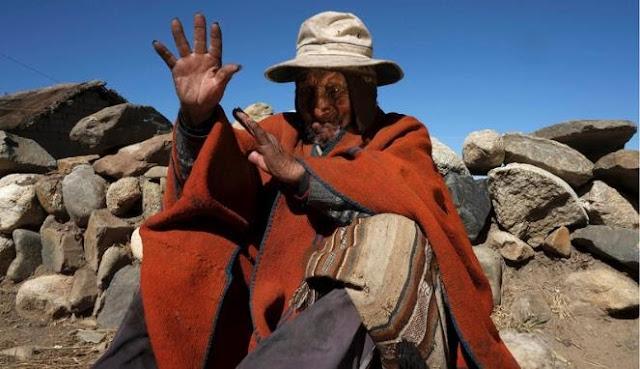 Kakek Paling Tua Sedunia, Usia 123 Th Ini Orangnya