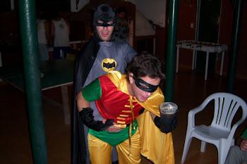 Superheroes Rokeros: Robin