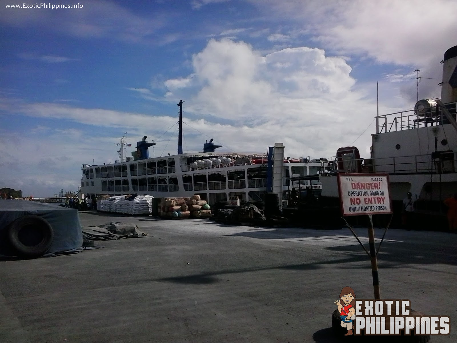 3 Ways on How to Get to Boracay Philippines Via Ship or Plane at Ilo-ilo Ilo-ilo City Port