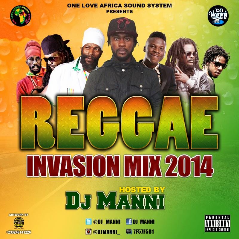 reggae mixtape cover