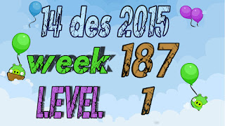 Angry Birds Friends Tournament Week 187 level 1