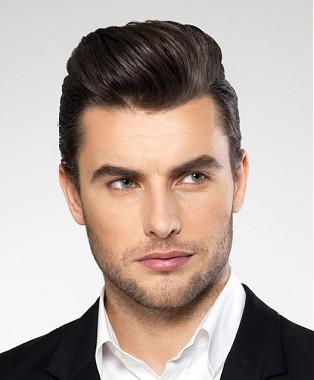 Peinados a la moda cortes y peinados para novios 2013 2014 - Peinados ala moda para hombres ...